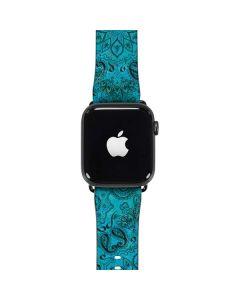Blue Zen Apple Watch Case
