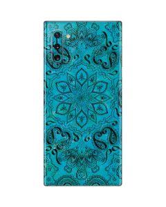 Blue Zen Galaxy Note 10 Skin