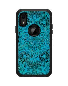 Blue Zen Otterbox Defender iPhone Skin