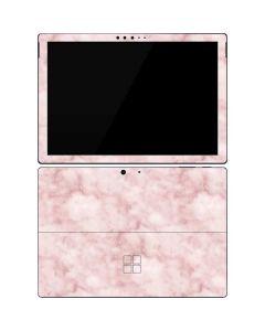 Blush Marble Surface Pro 7 Skin