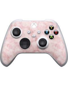 Blush Marble Xbox Series S Controller Skin