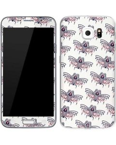 Blush Moth Galaxy S6 Skin
