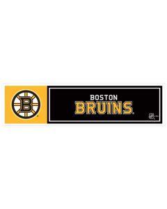 "NHL Boston Bruins 11"" x 3"" Bumper Sticker"