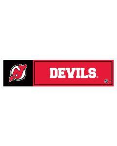 """NHL New Jersey Devils 11"""" x 3"""" Bumper Sticker"""