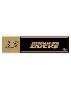"""NHL Anaheim Ducks 11"""" x 3"""" Bumper Sticker"""