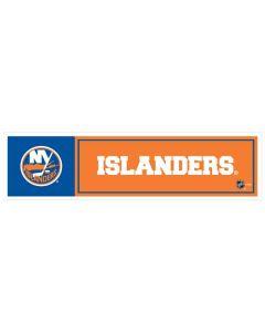 "NHL New York Islanders 11"" x 3"" Bumper Sticker"