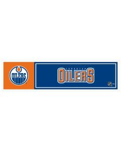 "NHL Edmonton Oilers 11"" x 3"" Bumper Sticker"