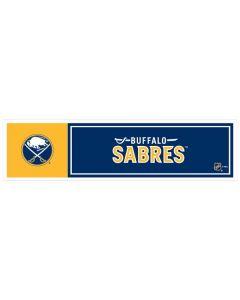 """NHL Buffalo Sabres 11"""" x 3"""" Bumper Sticker"""