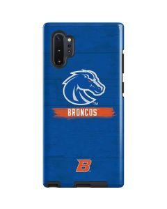 Boise State Broncos Galaxy Note 10 Plus Pro Case