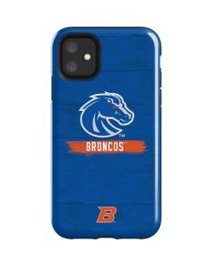 Boise State Broncos iPhone 11 Impact Case