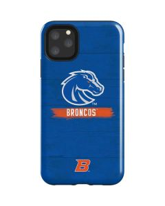 Boise State Broncos iPhone 11 Pro Max Impact Case