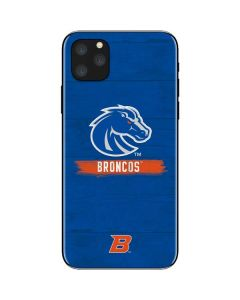 Boise State Broncos iPhone 11 Pro Max Skin