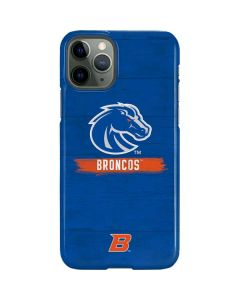 Boise State Broncos iPhone 11 Pro Lite Case