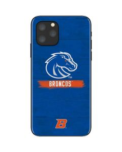 Boise State Broncos iPhone 11 Pro Skin