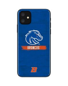 Boise State Broncos iPhone 11 Skin