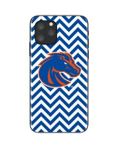 Boise State Chevron iPhone 11 Pro Skin