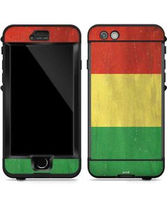Bolivia Flag Distressed LifeProof Nuud iPhone Skin