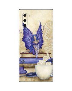 Bookworm Fairy Galaxy Note 10 Skin