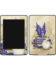 Bookworm Fairy Amazon Kindle Skin
