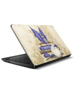 Bookworm Fairy HP Notebook Skin