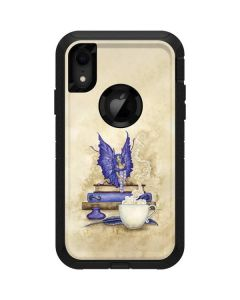 Bookworm Fairy Otterbox Defender iPhone Skin
