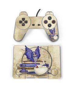 Bookworm Fairy PlayStation Classic Bundle Skin