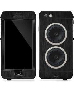 Boom Box Speakers LifeProof Nuud iPhone Skin