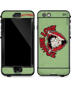 Boop Zombie Love LifeProof Nuud iPhone Skin