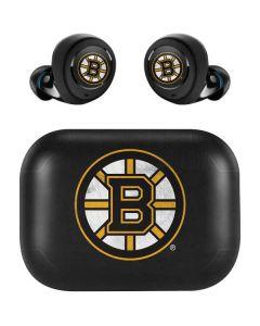 Boston Bruins Distressed Amazon Echo Buds Skin