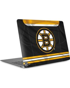 Boston Bruins Home Jersey Apple MacBook Air Skin