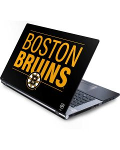 Boston Bruins Lineup Generic Laptop Skin