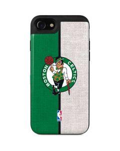 Boston Celtics Canvas iPhone SE Wallet Case
