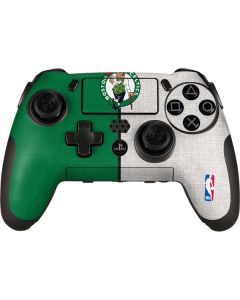 Boston Celtics Canvas PlayStation Scuf Vantage 2 Controller Skin