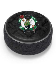Boston Celtics Dark Rust Amazon Echo Dot Skin