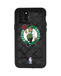 Boston Celtics Dark Rust iPhone 11 Pro Waterproof Case