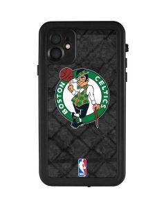 Boston Celtics Dark Rust iPhone 11 Waterproof Case