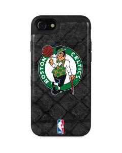 Boston Celtics Dark Rust iPhone SE Wallet Case
