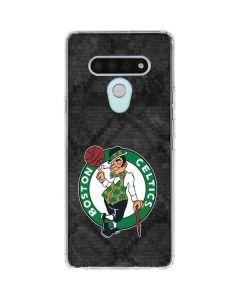 Boston Celtics Dark Rust LG Stylo 6 Clear Case