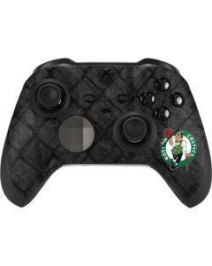 Boston Celtics Dark Rust Xbox Elite Wireless Controller Series 2 Skin