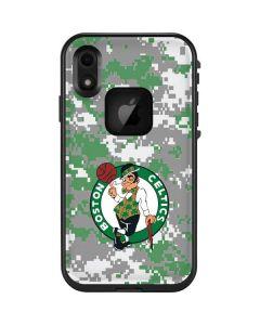 Boston Celtics Digi Camo LifeProof Fre iPhone Skin