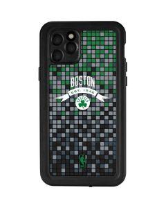 Boston Celtics Digi iPhone 11 Pro Waterproof Case