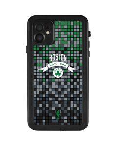 Boston Celtics Digi iPhone 11 Waterproof Case