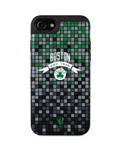 Boston Celtics Digi iPhone SE Wallet Case
