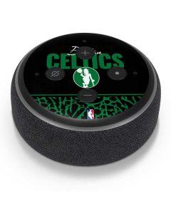 Boston Celtics Elephant Print Amazon Echo Dot Skin