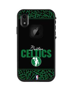 Boston Celtics Elephant Print LifeProof Fre iPhone Skin