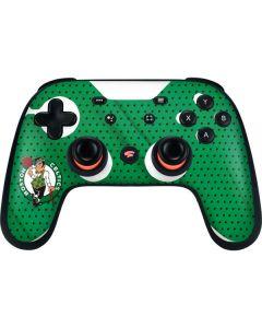 Boston Celtics Google Stadia Controller Skin