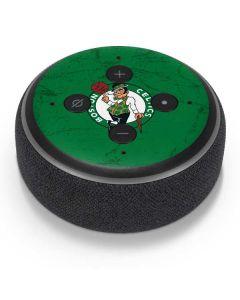 Boston Celtics Green Primary Logo Amazon Echo Dot Skin