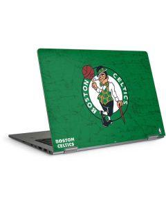 Boston Celtics Green Primary Logo HP Elitebook Skin