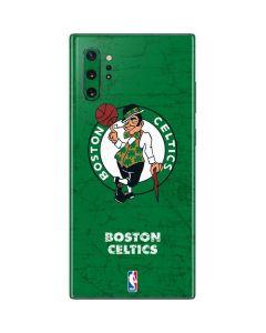 Boston Celtics Green Primary Logo Galaxy Note 10 Plus Skin