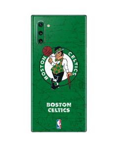 Boston Celtics Green Primary Logo Galaxy Note 10 Skin